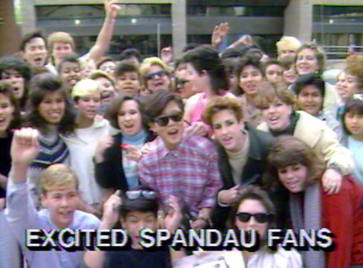 spandau fans