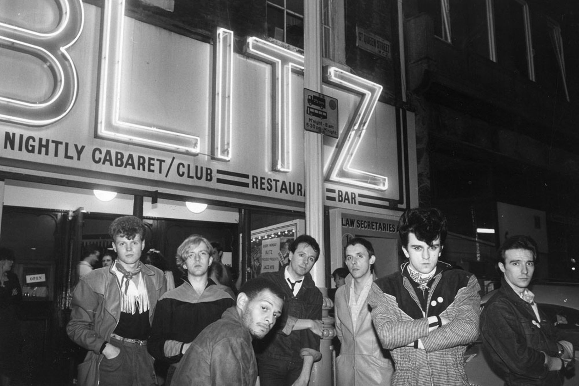 Visage-outside-the-Blitz-Club